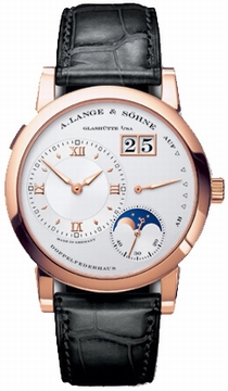 A. Lange & Sohne Lange 1 109.032 Off Center Silver