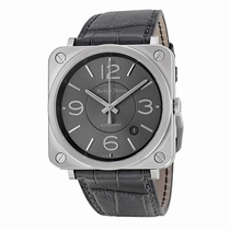 Bell and Ross Vintage BRS92-RU-ST/SCR Stainless Steel