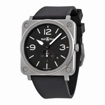 Bell and Ross BRS-BLC-ST Stainless Steel