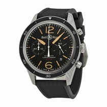 Bell and Ross BRV126-ST-HER/SRB Automatic