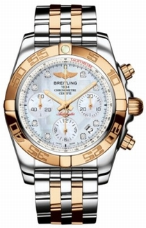 Breitling Chronomat CB014012-A723TT Mother of Pearl