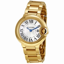 Cartier Ballon Bleu de Cartier W69001Z2 18kt Yellow Gold