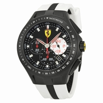 Ferrari 830026 Black Ion-plated Stainless Steel