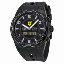 Ferrari World Time FE-05-IPB-FC Carbon-fiber
