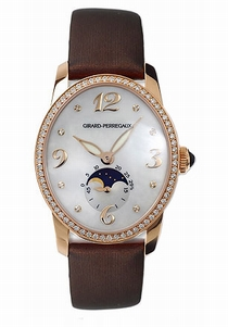 Girard Perregaux Cats Eye 08049-D0-A5272L7 Ladies