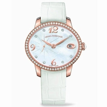 Girard Perregaux Cats Eye 80484-D52-A761-BK7A White Mother of Pearl