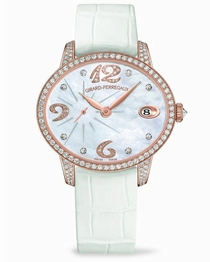 Girard Perregaux Cats Eye 80484D52P762-BK7A Mother of Pearl