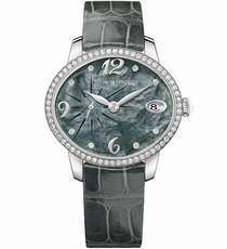 Girard Perregaux Cats Eye 80484D53A661-BK6B 18K White Gold