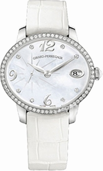Girard Perregaux Cats Eye 80484D53A761-BK7A Ladies
