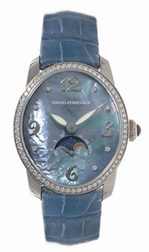 Girard Perregaux Cats Eye 80490-D53-A261-CK4 Ladies