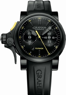 Graham Chronofighter 2TRAB.B11A Automatic