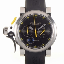 Graham Chronofighter 2TRAS Swiss Made