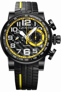 Graham Silverstone 2BLDC.B38A.K66N Swiss Made