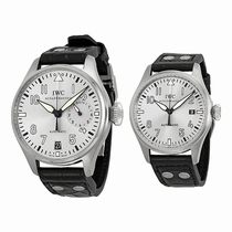 IWC Pilots Watches IW500906 IW325519 Stainless Steel