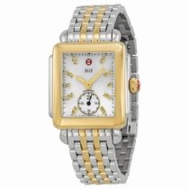 Michele Deco MWW06V000042 Gold-plated Stainless Steel