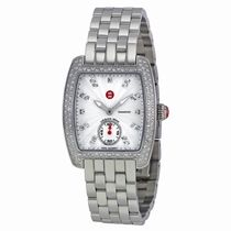 Michele MWW02A000508 Stainless Steel