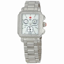 Michele MWW06A000448 Stainless Steel