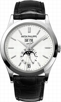 Patek Philippe Grand Complications 5396G/011 Silvery Opaline