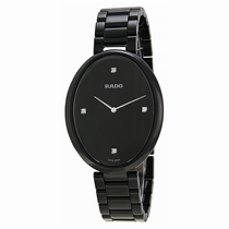 Rado R53093712 Black (High-Tech) Ceramic
