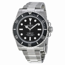 Rolex Submariner 114060 Black