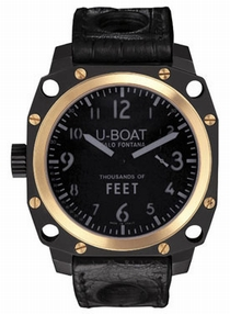 U-Boat Thousands of feet 5328 Automatic