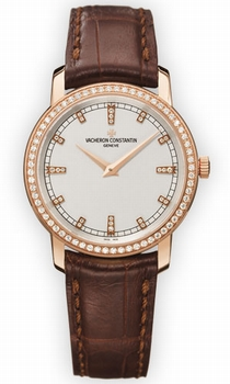 Vacheron Constantin 25558/000R-9406 18kt Rose Gold