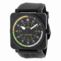 Bell and Ross Aviation BR0192-AIRSPEED Swiss Made