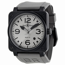 Bell and Ross Aviation BR0392-COMMANDO Automatic