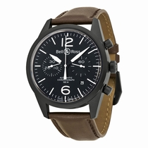 Bell and Ross Vintage BRV126-BL-CA/SCADNR Automatic