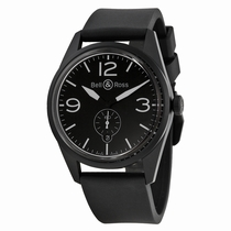 Bell and Ross BRV123-BL-CA/SRB Swiss Made