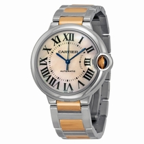 Cartier Ballon Bleu de Cartier W6920033 Pink Mother of Pearl