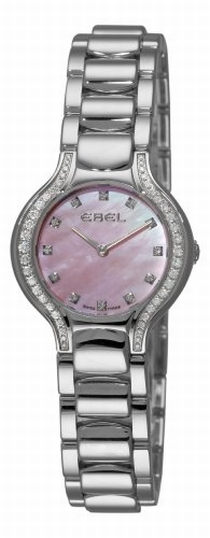 Ebel Beluga 9003N18/971050 Pink Mother of Pearl