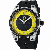 Ferrari World Time FE-05-ACC-YW Quartz