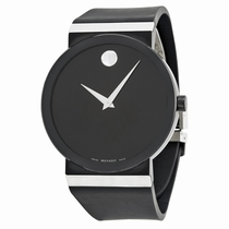 Movado Museum 0606268 Black PVD Stainless Steel