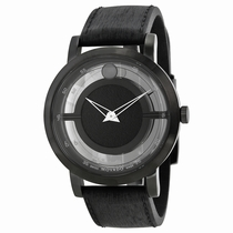 Movado Museum 0606568 Black PVD Stainless Steel