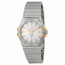 Omega Constellation 123.20.35.20.02.003 Silver