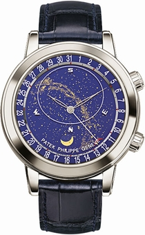 Patek Philippe Grand Complications 6102P-001 Swiss Made