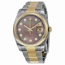 Rolex 116203BKMDO Swiss Made