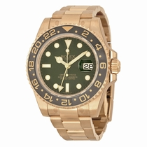 Rolex GMT Master II 116718GSO Green