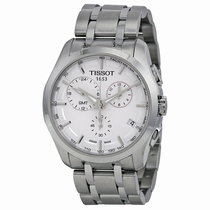 Tissot Couturier T035.439.11.031.00 Silver